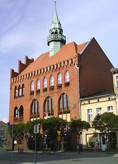 Września Place in Greater Poland Voivodeship, Poland
