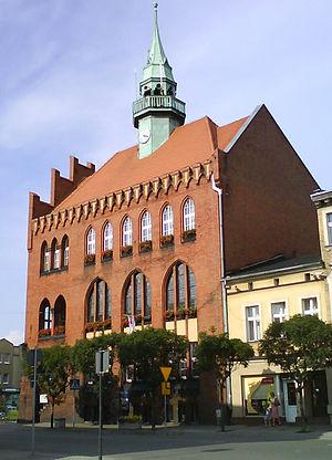 Września - Town hall