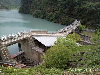 Wujie Dam
