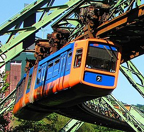 Image illustrative de l'article Wuppertaler Schwebebahn