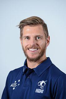 Michael Roeger Australian male athletics Paralympian
