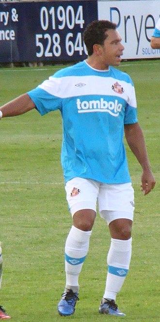 Kieran Richardson - Richardson playing for Sunderland in 2011
