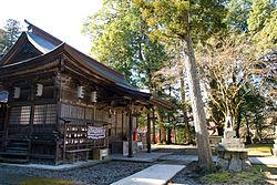 Yabu-Jinjya haiden Yabu Hyogo.jpg