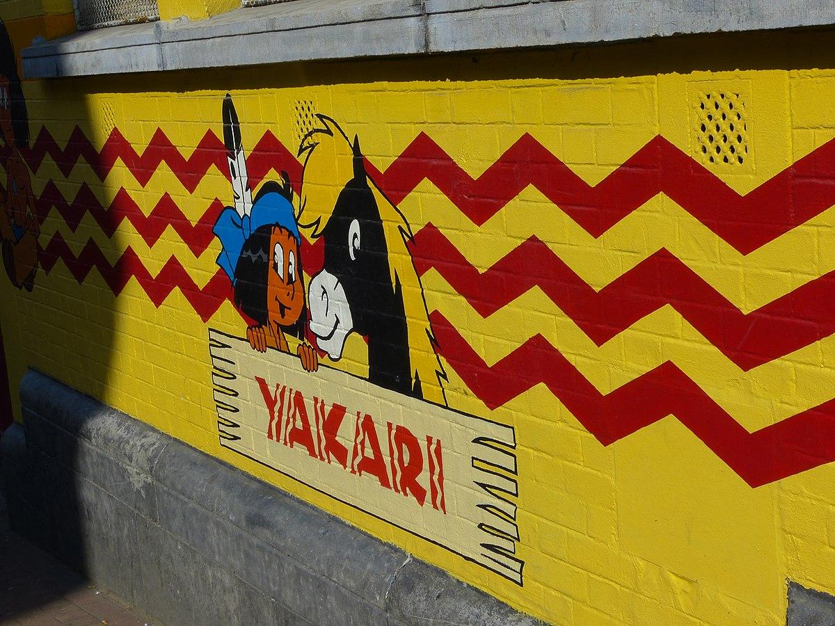 yakari  wikipedia