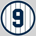 YankeesRetired9.svg