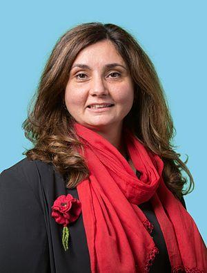 Yasemin Çegerek - Çegerek in 2011.
