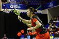 Yonex IFB 2013 - Quarterfinal - Tian Qing - Zhao Yunlei vs Misaki Matsutomo - Ayaka Takahashi 22.jpg
