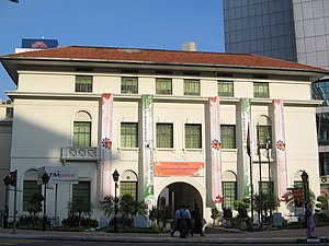 Telekom Malaysia - Telekom Museum in 2010