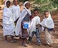 Young Muslim Kids - Harar - Ethiopia (8753990654).jpg