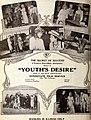 Youth's Desire (1920) - 2.jpg