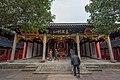 Yue Fei Temple near Dongqian Lake, 2020-12-26 03.jpg