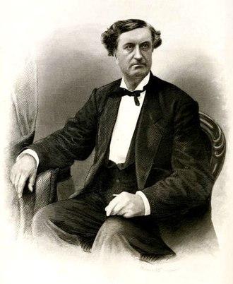 Zachariah Chandler - Zachariah Chandler Detroit Press and Post - 1880