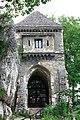Zamek w Ojcowie - wieża bramna 23.jpg
