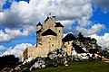 Zamek w miejscowości Bobolice.JPG