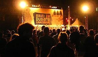 Sauti za Busara - 2012 edition of the Festival.