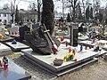 Zbigniew Cybulski grave 2011 (2).JPG
