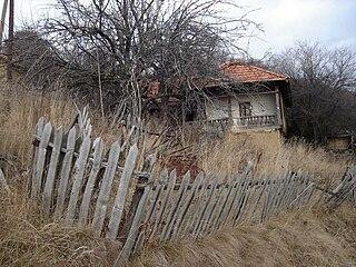 Žeravino Village in Kyustendil Province/Pčinja District, Bulgaria/ Serbia