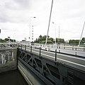 Zicht op de stalen ophaalbrug - Gouda - 20396247 - RCE.jpg