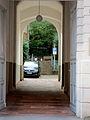 Zugang zum Kunsthistorischen Institut Altstadt Campus Seminarstraße Heidelberg.JPG