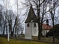 Zvonice u kostela svatého Martina v Domoušicích (Q94448838) 02.jpg