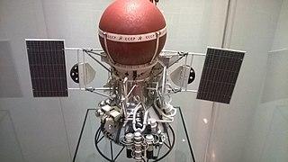 Venera 10 Space probe