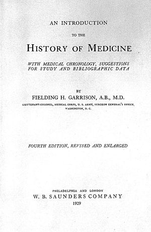 an introduction to the history of the medicine microsurgery Microsurgery has made possible significant advances in history of medicine: the scope of surgery was further expanded by the introduction of the operating.