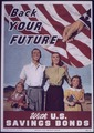 """Back your future - With U.S. savings bonds"" - NARA - 514109.tif"