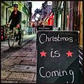"""Christmas is Coming"" - sign (15844529276).jpg"