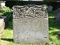 """Resurrecton"" headstone, Queenborough 02.jpg"