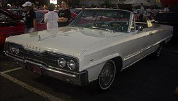 '66 Dodge Monaco 500 Convertible (Orange Julep).JPG