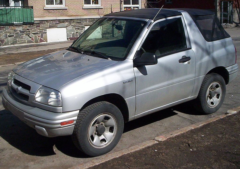 Suzuki Quebec