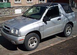 Suzuki Vitara II descapotable