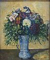 'Flowers in a Blue Vase' by Paul Cézanne, c. 1877, Hermitage.jpg