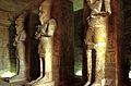 Ägypten 1999 (124) Assuan- Im Großen Tempel von Abu Simbel (27481479775).jpg