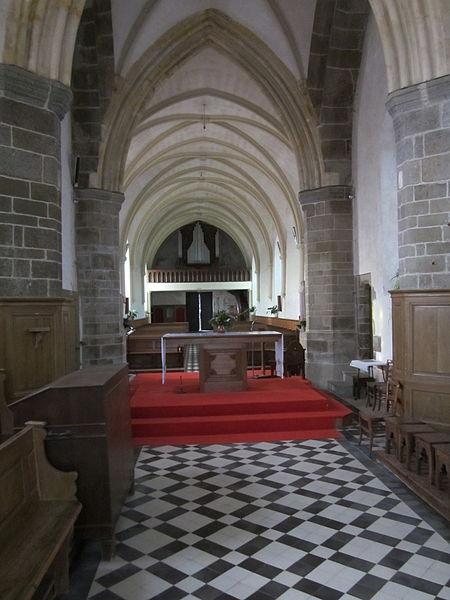 Saint-Denis-le-Vêtu, Manche
