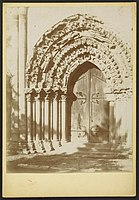 Église Saint-Nicolas de Blasimon - J-A Brutails - Université Bordeaux Montaigne - 0346.jpg