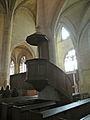 Église Saint-Pierre-et-Saint-Paul de Baron chaire.JPG