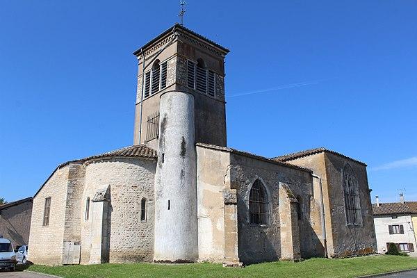 Photo de la ville Messimy-sur-Saône