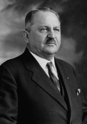 Émile Moreau (politician) - Image: Émile Moreau