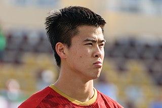 Đỗ Duy Mạnh Vietnamese footballer