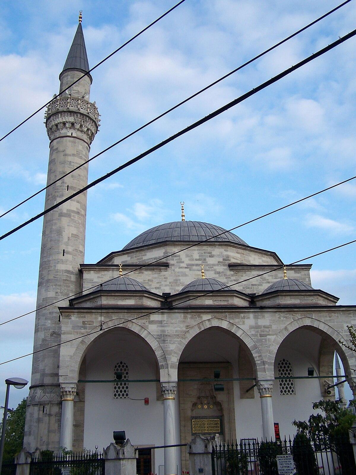 Firuz Ağa Camii - Vikipedi
