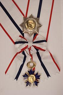 Order of Tomáš Garrigue Masaryk