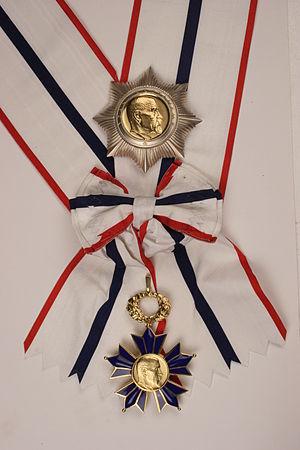 Order of Tomáš Garrigue Masaryk - Image: Řád masaryka