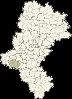 Wodzisław County County in Silesian Voivodeship, Poland