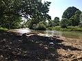 Ποταμός Λισσός (Φιλιούρης) δίπλα στο Λοφάριο.jpg