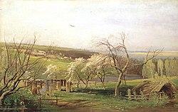 אלכסי סאווראסוב: Rustic View