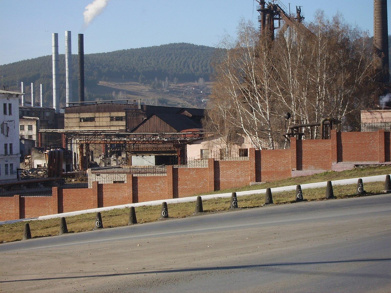 пейзаж белорецк панорама комбинат мечел фото вот залегощь вся