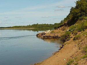 Malmyzhsky District - Banks of Vyatka River, Malmyzhsky District