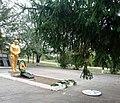 Братська могила радянських воїнів в с. Благовіщенка Більмацького р - ну Запорізької області.jpg