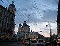 Вечерний свет Владимирского собора.jpg